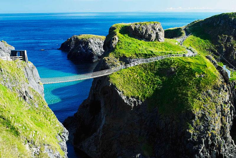 Самые красивые подвесные мосты в мире, фото 8