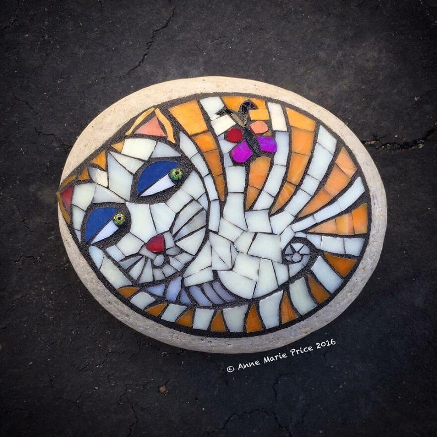 мозаика по камню, фото 1