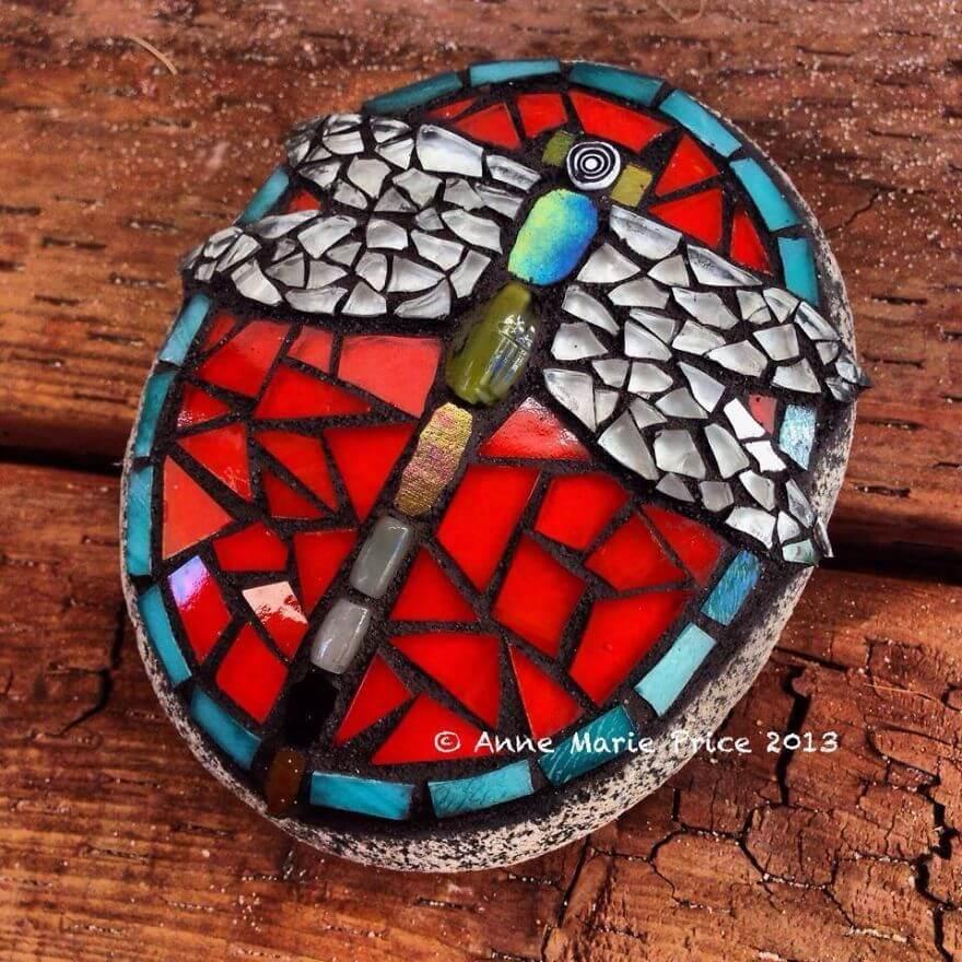мозаика по камню, фото 10