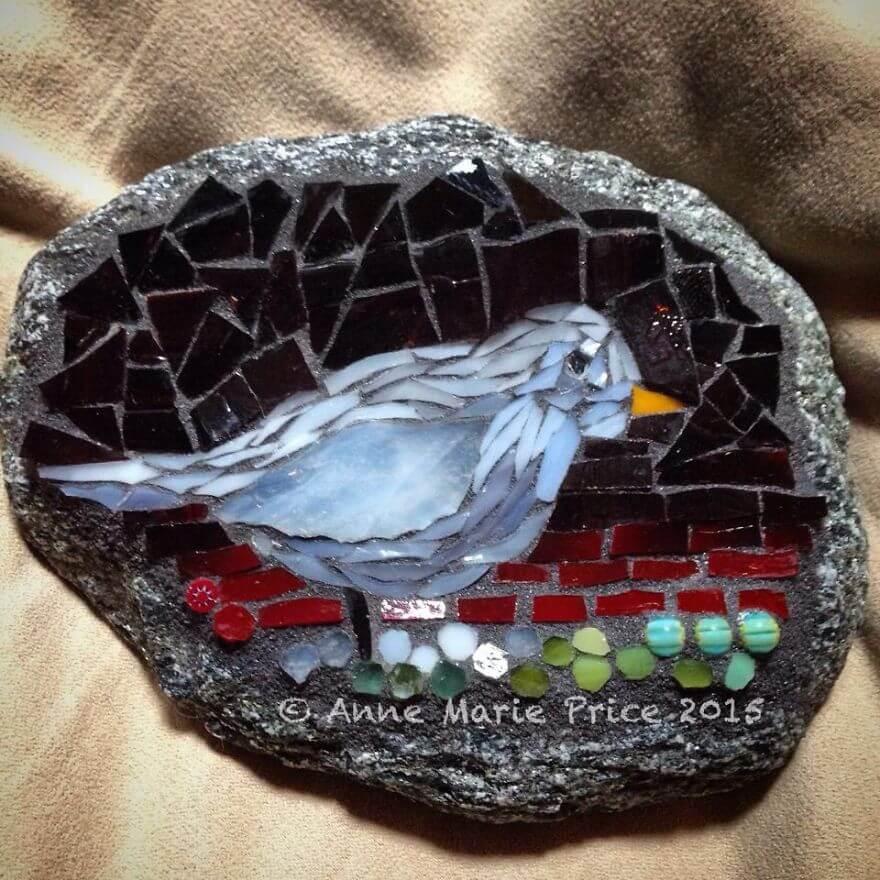 мозаика по камню, фото 14