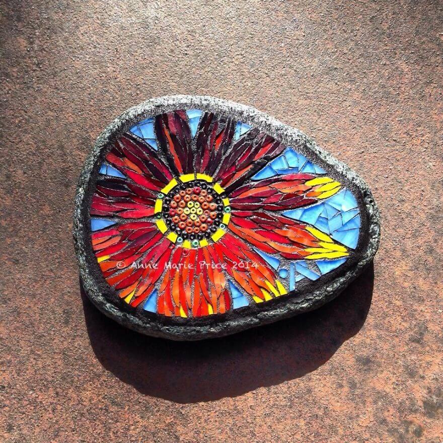 мозаика по камню, фото 15