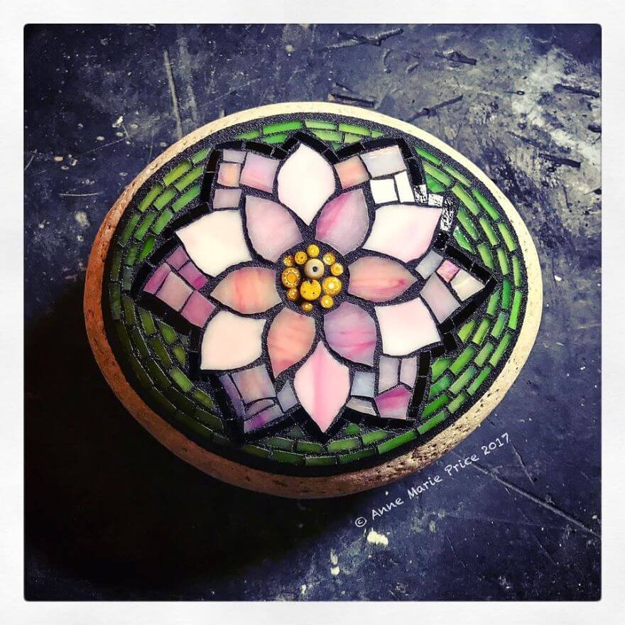 мозаика по камню, фото 18