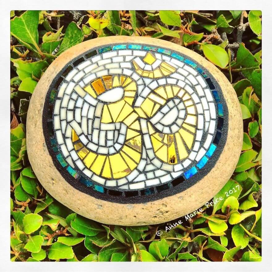 мозаика по камню, фото 19