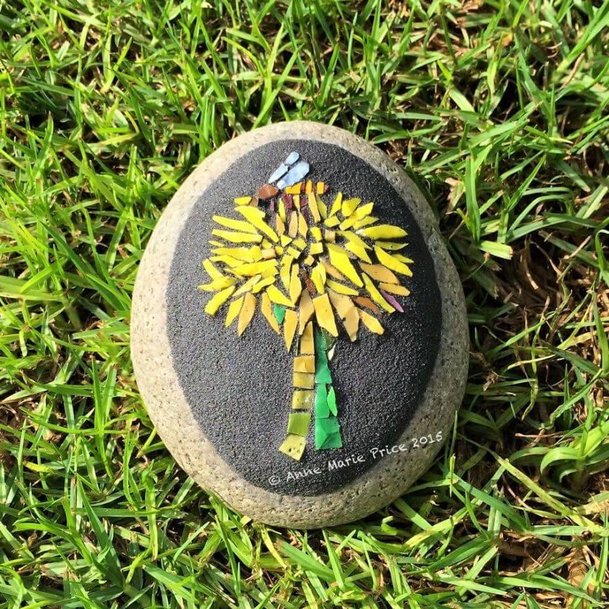мозаика по камню, фото 21