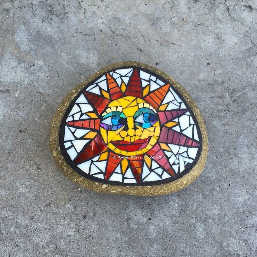 мозаика по камню, фото 23