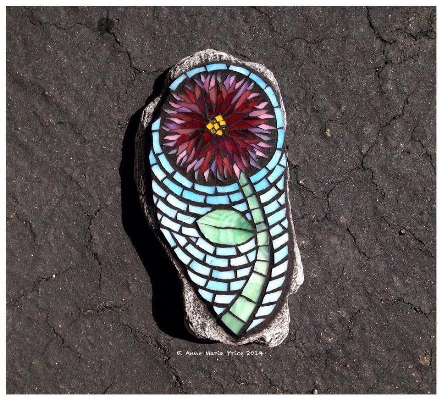 мозаика по камню, фото 24
