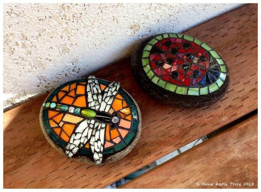 мозаика по камню, фото 26