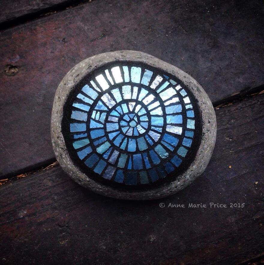мозаика по камню, фото 28