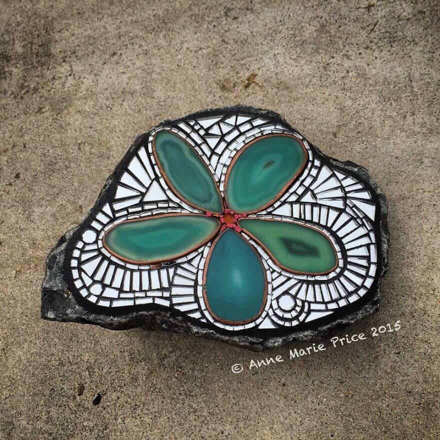 мозаика по камню, фото 29
