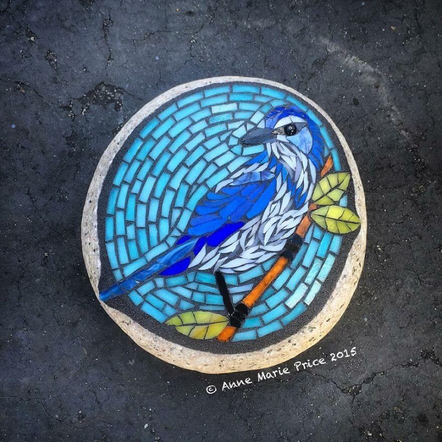 мозаика по камню, фото 3