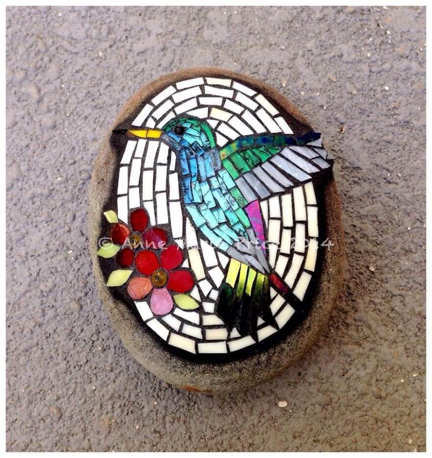 мозаика по камню, фото 30