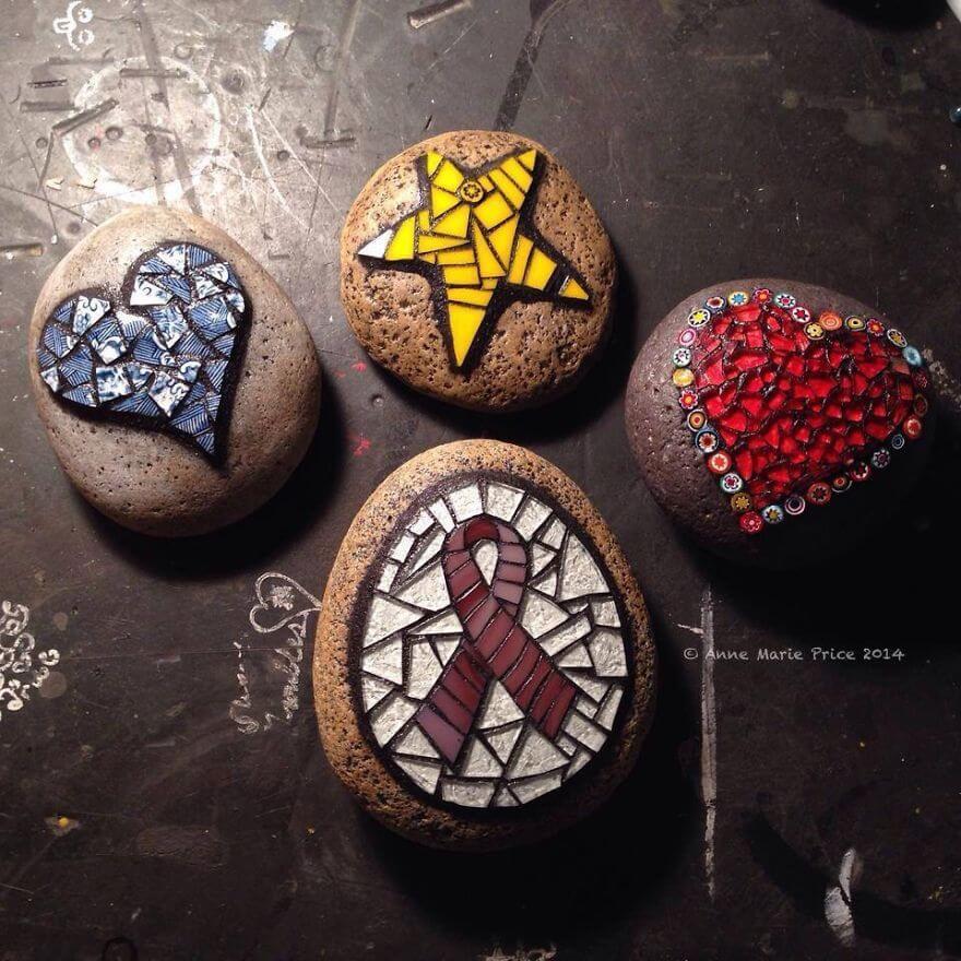 мозаика по камню, фото 31