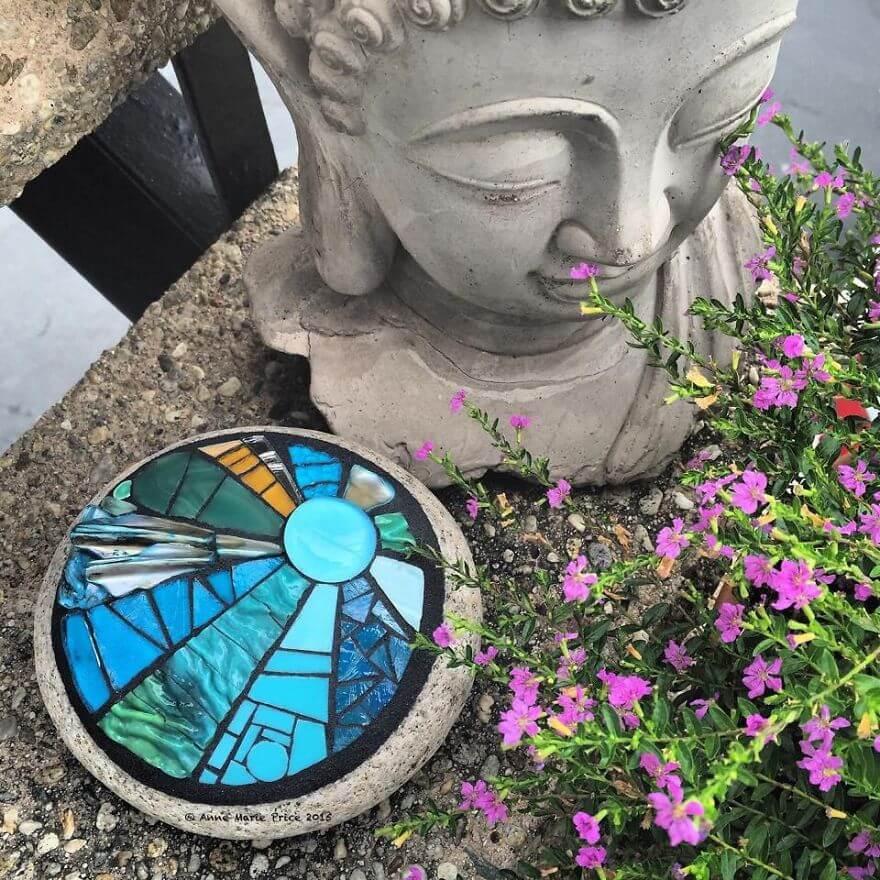 мозаика по камню, фото 4