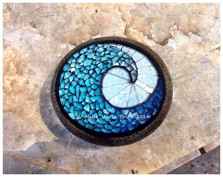 мозаика по камню, фото 7