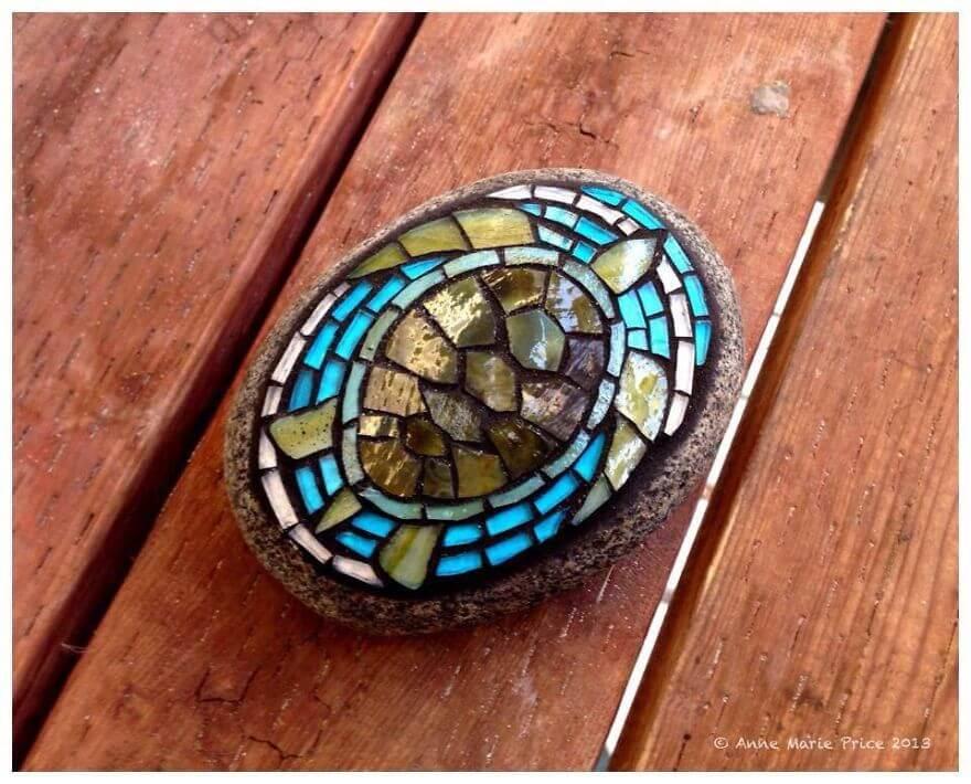 мозаика по камню, фото 8