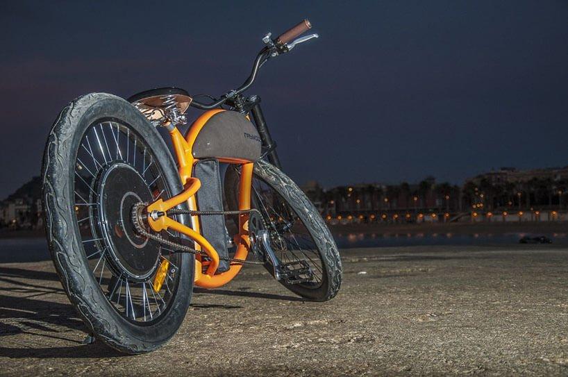 Электровелосипед Cruzer от Rayvolt, фото 6