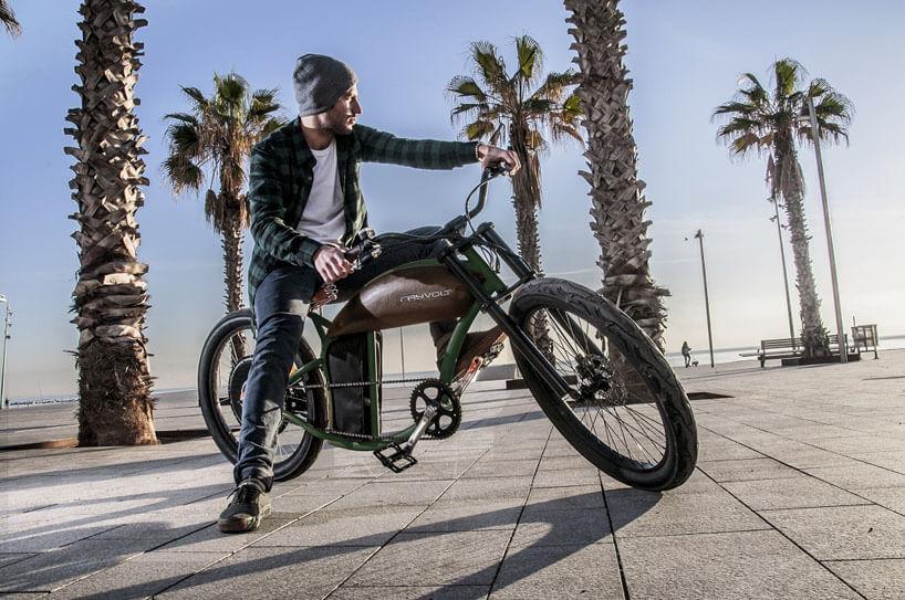 Электровелосипед Cruzer от Rayvolt, фото 5