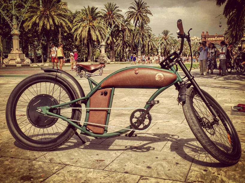 Электровелосипед Cruzer от Rayvolt, фото 3