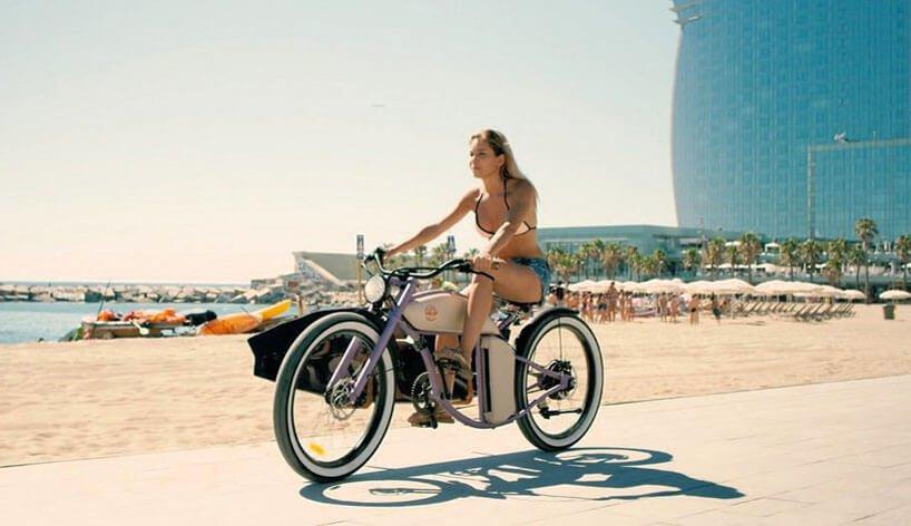Электровелосипед Cruzer от Rayvolt, фото 2