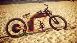 Электровелосипед Cruzer от Rayvolt, фото 1