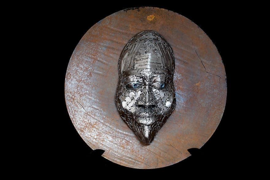 скульптуры из металла, фото 2