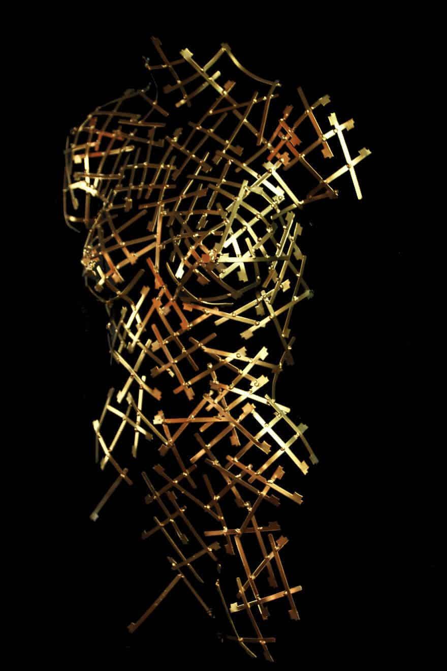 скульптуры из металла, фото 7