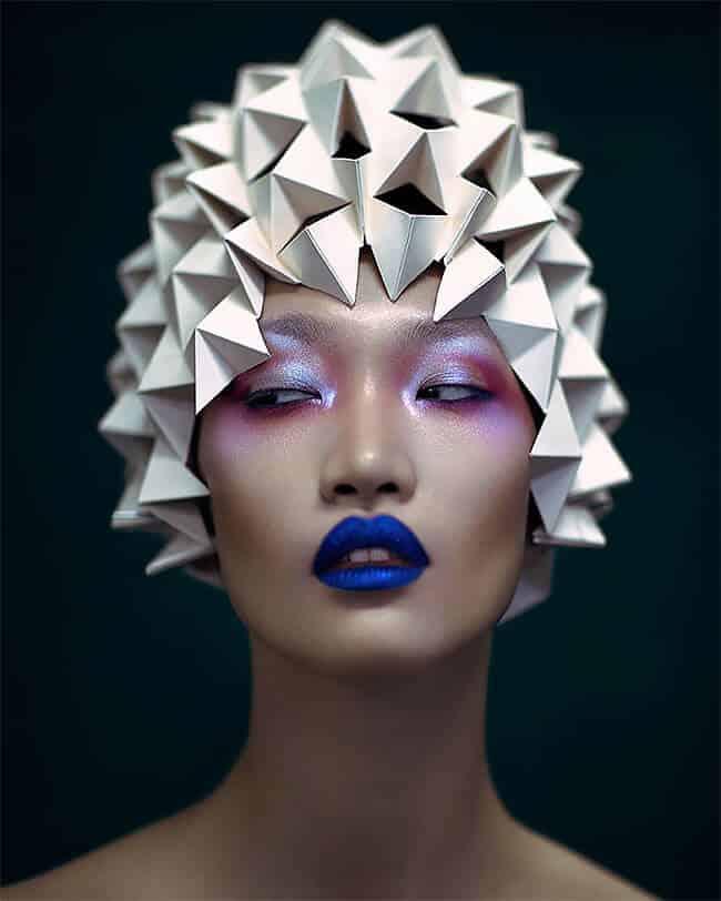 удивительные головные уборы от Дизайнера, Фото 1