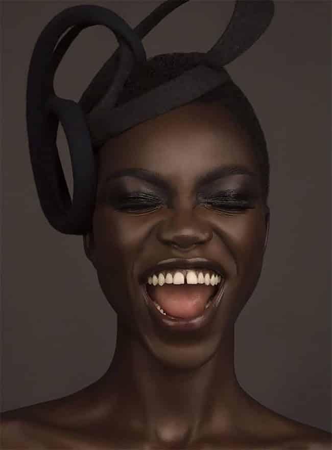 удивительные головные уборы от Дизайнера, Фото 10