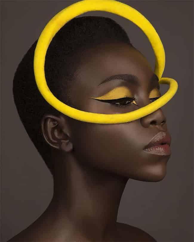 удивительные головные уборы от Дизайнера, Фото 13