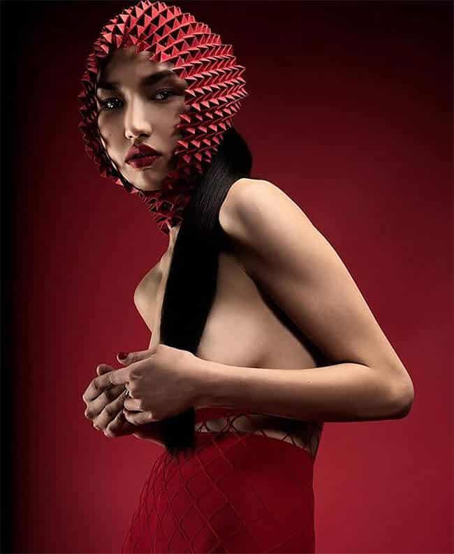 удивительные головные уборы от Дизайнера, Фото 17