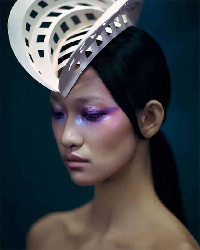удивительные головные уборы от Дизайнера, Фото 3