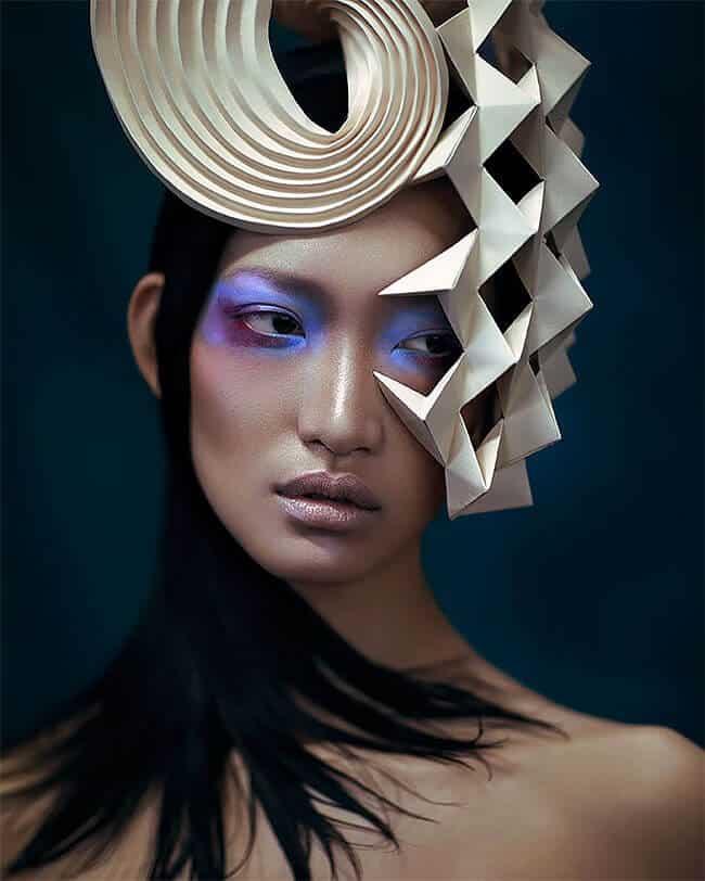 удивительные головные уборы от Дизайнера, Фото 4