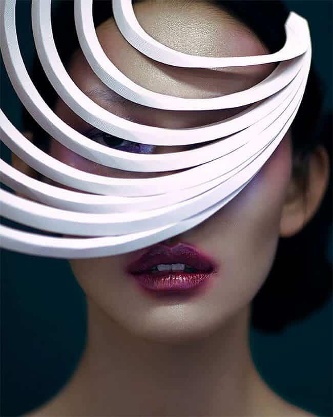 удивительные головные уборы от Дизайнера, Фото 6
