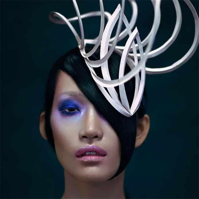 удивительные головные уборы от Дизайнера, Фото 7