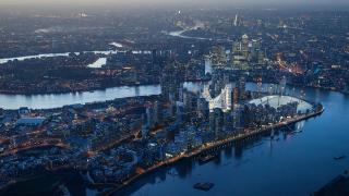 Новая архитектура Лондона, фото 1