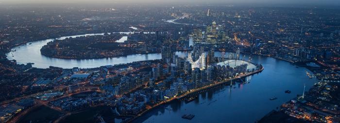 Лондонский архитектурный обзор: амбициозные проекты известных дизайнеров