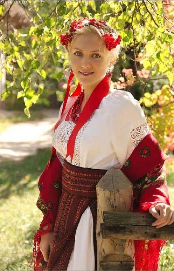 женщины в традиционных костюмах, Германия, фото 12