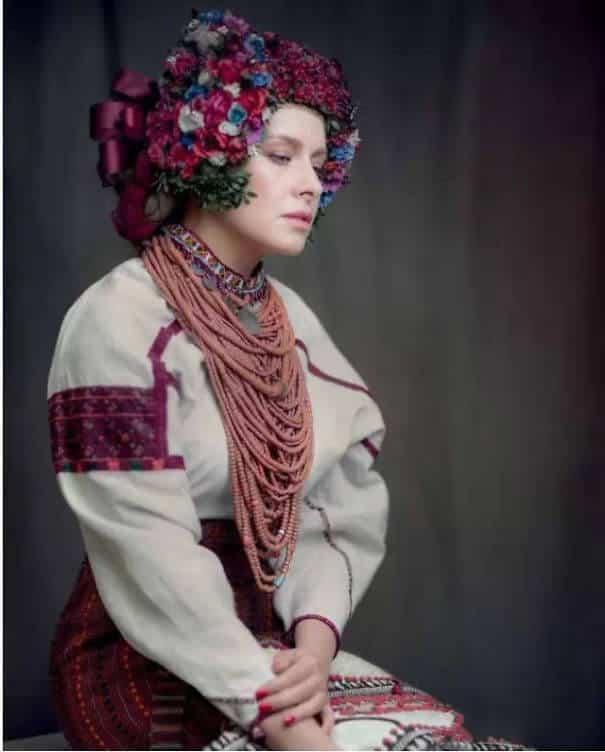 женщины в традиционных костюмах, Сирия, фото 3