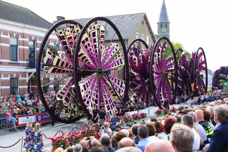 Цветочный парад Корсо Зюндерт, фото 1