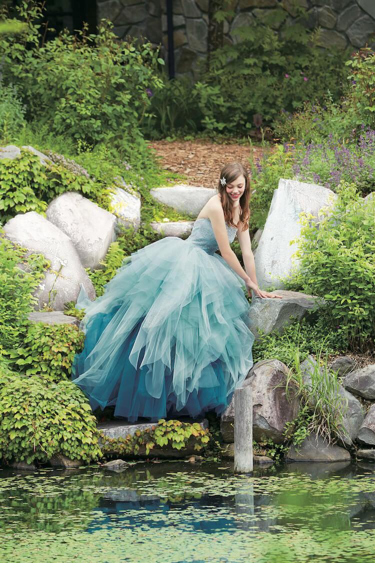 Свадебное платье в стиле диснеевсих принцес, фото 1