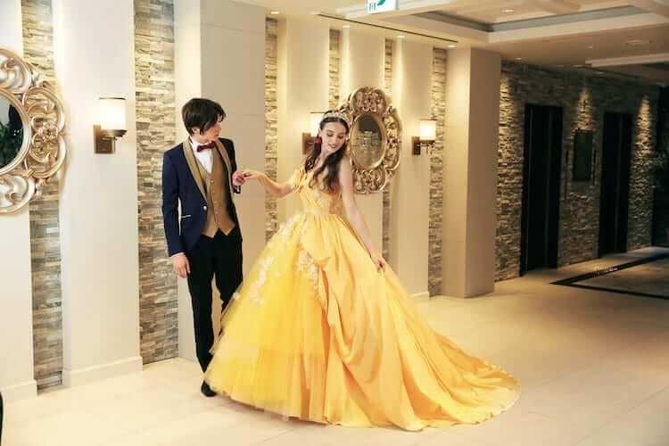 Свадебное платье в стиле диснеевсих принцес, фото 2