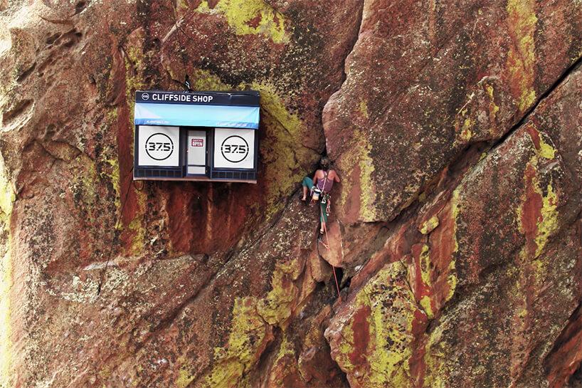 Магазин на скале, фото 4