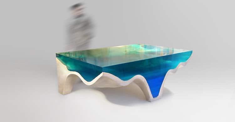 Каменно акриловая мебель, фото 12