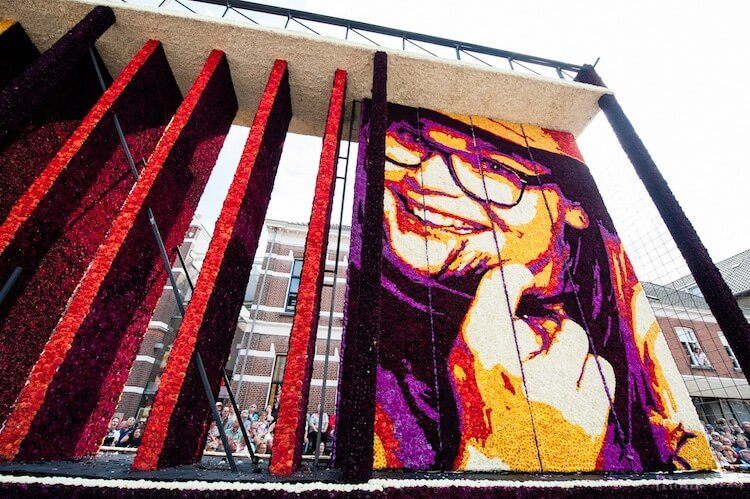 Цветочный парад Корсо Зюндерт, фото 12