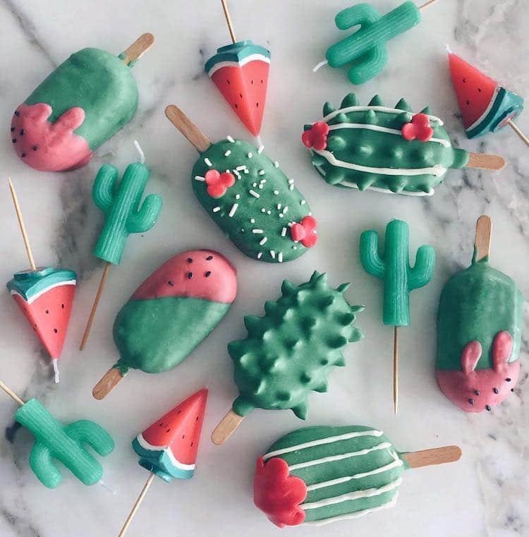 Креативные кейк попсы, фото 13