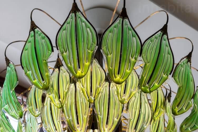 Люстра из водоростей, фото 5