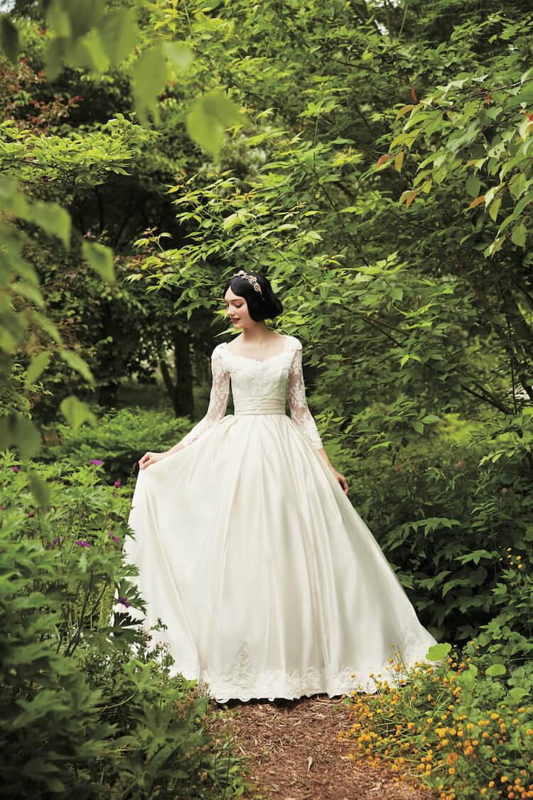 Свадебное платье в стиле диснеевсих принцес, фото 10