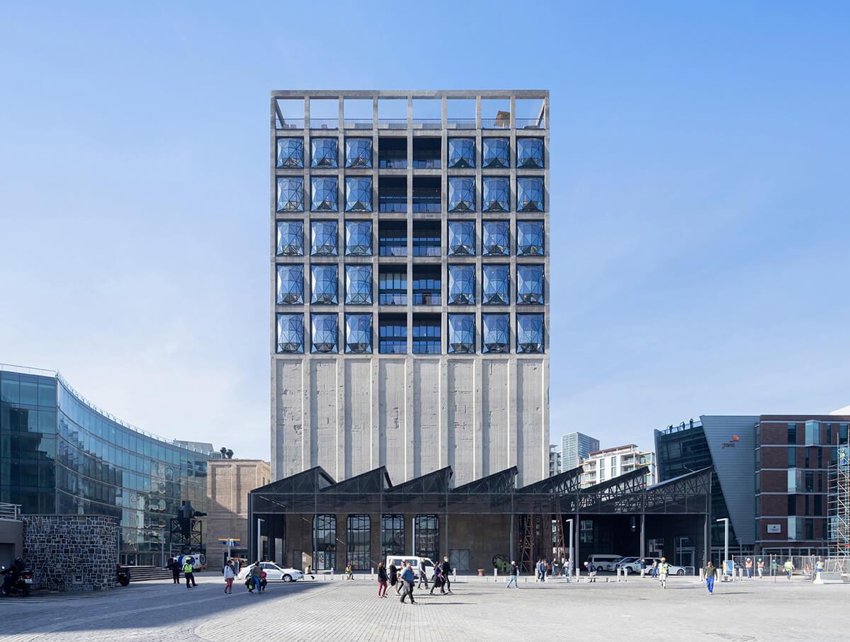 Музей современного искусства Африки Zeitz, фото 1