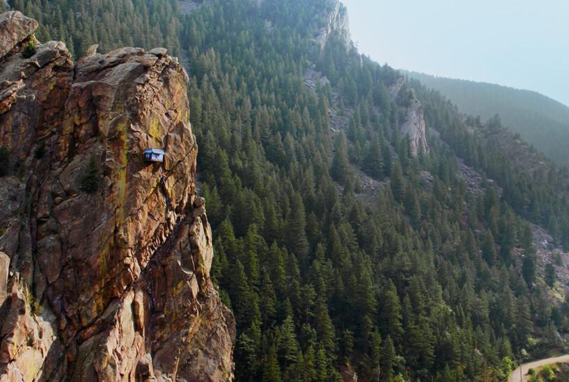Магазин на скале, фото 5