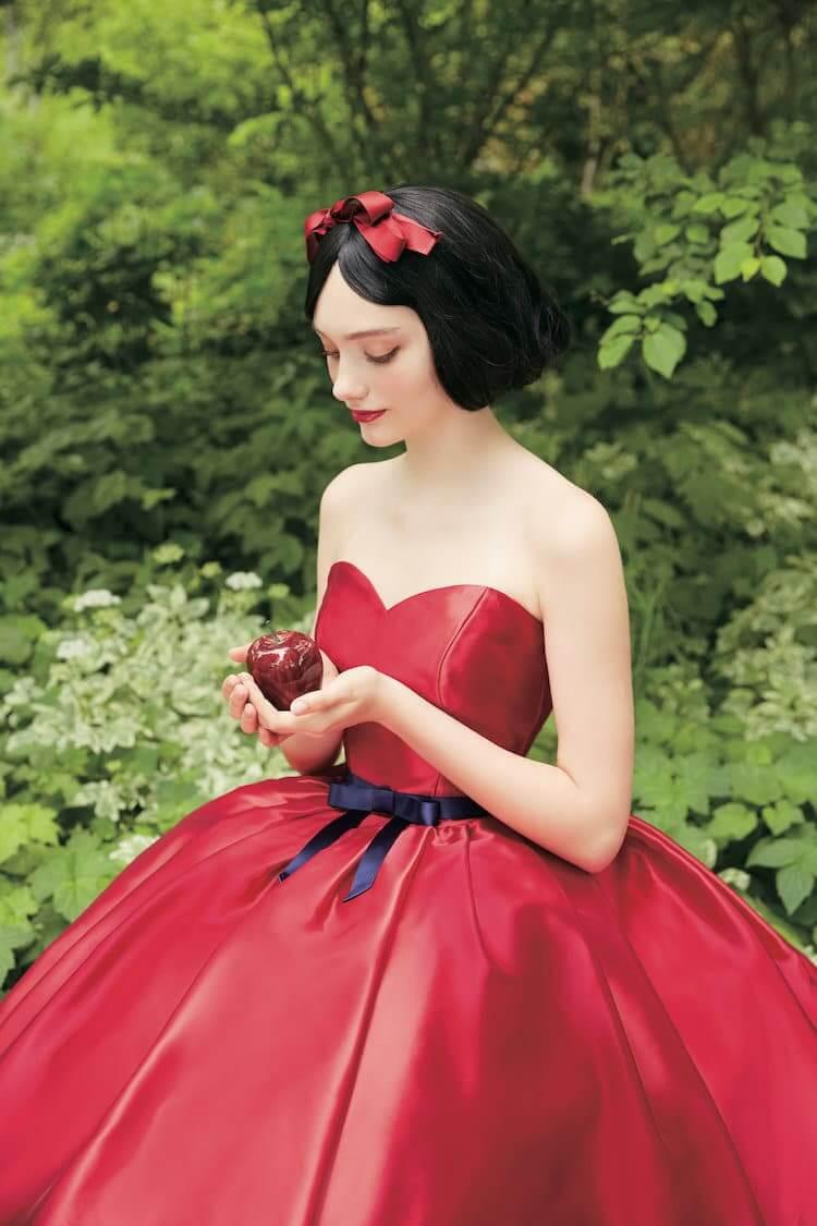Свадебное платье в стиле диснеевсих принцес, фото 6